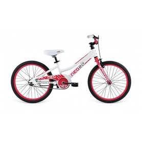 Велосипед детский Apollo Neo Girls Gloss White/Gloss Dark Pink SKD-00-41