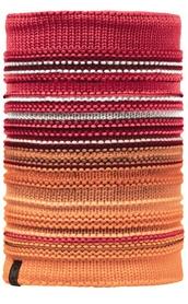 Головной убор зимний многофункциональный Buff Knitted & Polar Neckwarmer Neper Red Samba/Grey Vigore