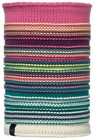 Головной убор зимний многофункциональный Buff Knitted & Polar Neckwarmer Neper Magenta