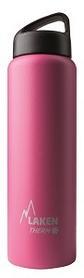 Термофляга Laken Classic Thermo 1 л розовая