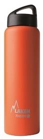 Термофляга Laken Classic Thermo 1 л оранжевая