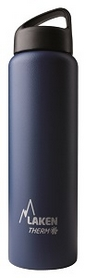 Термофляга Laken St. steel thermo bottle 18/8 TA10A Blue 1 л