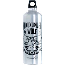 Термофляга Laken Futura Kukuksumusu Wolf 1 л