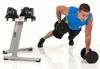 Гантели с переменным весом со стойкой Finnlo Smart Lock 2x20 кг - фото 5