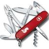 Нож швейцарский Victorinox Angler 91 мм красный - фото 1