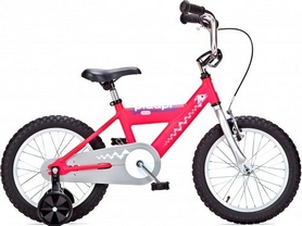 Велосипед детский Yedoo Pidapi Alu 16 розовый