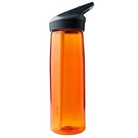 Бутылка спортивная Laken Tritan Jannu 750 мл оранжевая
