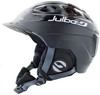 Шлем горнолыжный Julbo Hybrid black 58-60 см