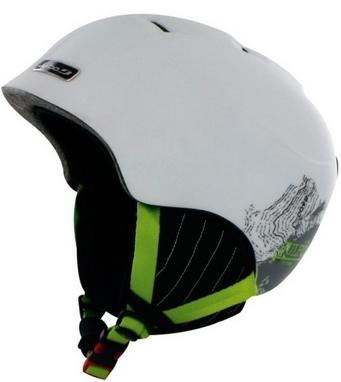 Шлем горнолыжный Julbo Pow white 60-62 см