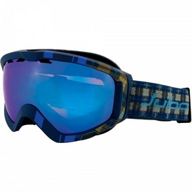 Маска горнолыжная Julbo Planet Cat 3 tweed tropical blue