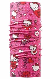 Головной убор всесезонный многофункциональный Buff Hello Kitty Original balloon