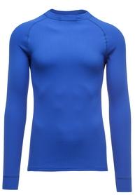Термофутболка мужская с длинным рукавом Thermowave Prime LS Jersey M синяя