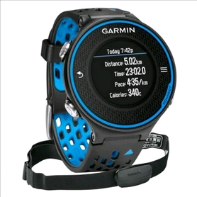 Часы спортивные Garmin Forerunner 620 HRM-Run Black/Blue