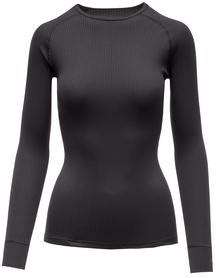 Термофутболка женская с длинным рукавом Thermowave Prime LS Jersey W черная