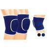 Наколенники для волейбола Dikes BC-0835 синие - фото 2