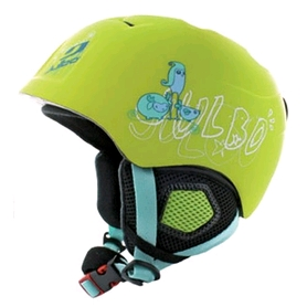 Шлем горнолыжный детский Julbo Twist green 52-54 cм