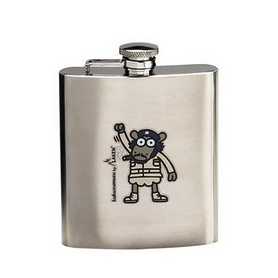 Фляга карманная Laken Kukuxumusu Hip Flask 230 мл Ernesto