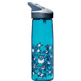 Бутылка детская Laken Tritan Jannu 750 мл синяя