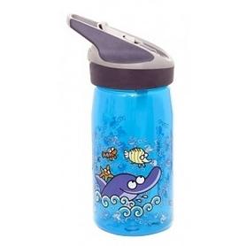 Бутылка детская Laken Tritan Jannu 450 мл синяя