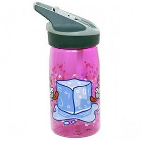 Бутылка детская Laken Tritan Jannu 450 мл розовая
