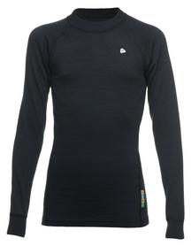 Термореглан детский Thermowave Active Junior LS Jersey черный