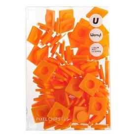 Пиксели Upixel Big оранжевые