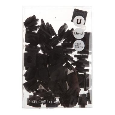 Распродажа*! Пиксели Upixel Big черные