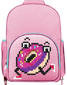 Рюкзак Upixel Rolling Backpack розовый