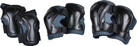 Фото 2 к товару Защита для катания (комплект) Rollerblade Pro 3 Pack серая, размер - S