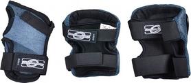 Фото 5 к товару Защита для катания (комплект) Rollerblade Pro 3 Pack серая, размер - S