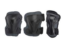 Фото 6 к товару Защита для катания (комплект) Rollerblade Pro 3 Pack серая, размер - S