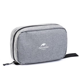 Косметичка Naturehike Несессер Toiletry bag NH15X001-S серая