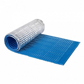 Коврик полиуретановый Naturehike NH15D777-X 18мм синий