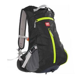Рюкзак велосипедный с чехлом для шлема Naturehike NH15C001-B 15 л черный