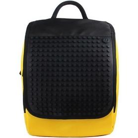 Рюкзак городской Upixel Designer желтый