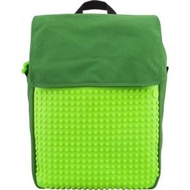 Рюкзак городской Upixel Fliplid зелено-салатовый