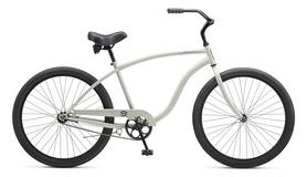 "Велосипед городской Schwinn Cruiser S1 26"" 2017 серый"