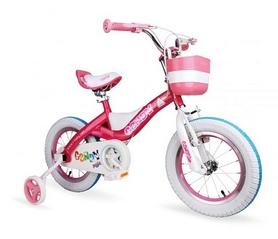"""Велосипед детский RoyalBaby Candy розовый - 14"""""""