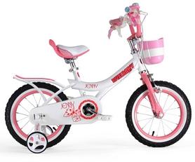 """Велосипед детский RoyalBaby Jenny Girls розовый - 12"""""""