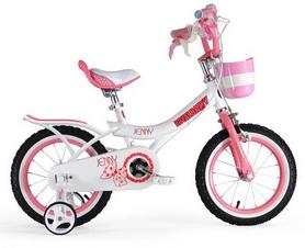 """Велосипед детский RoyalBaby Jenny Girls розовый - 16"""""""