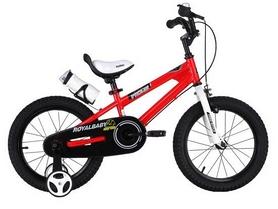 """Велосипед детский RoyalBaby Freestyle красный - 16"""""""