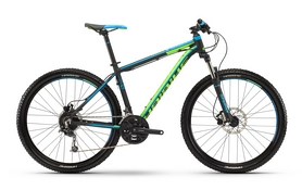 """Велосипед горный Haibike Edition 7.40 27,5"""" 2016 черный, рама - 50 см"""