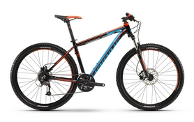 """Велосипед горный Haibike Edition 7.30 27,5"""" 2016 черный, рама - 45 см"""