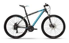 """Велосипед горный Haibike Edition 7.20 27,5"""" 2016 черный, рама - 45 см"""