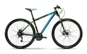 """Велосипед горный Haibike Big Curve 9.30 29"""" 2016 черный рама - 45 см"""