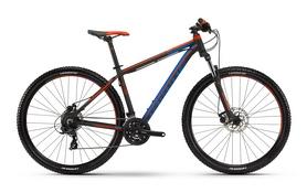 """Велосипед горный Haibike Big Curve 9.20 29"""" 2016 черный рама - 55 см"""