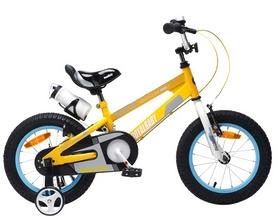 "Велосипед детский RoyalBaby Freestyle Space 18"" RB18-17S, желтый"
