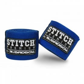 Бинты боксерские Bad Boy Premium 5 м синие