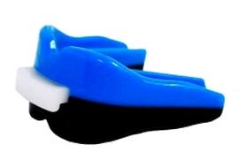 Капа боксерская PowerPlay 3313 blue