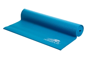Коврик для йоги (йога-мат) PowerPlay 4010 6 мм blue